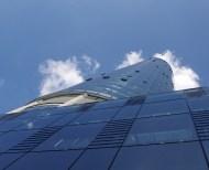 Main Tower, unique tour de Frankfurt avec terrasse panoramique culminant à 200 m !