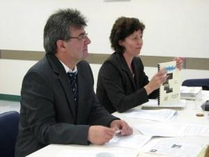 M. Pierre Latraverse et Mme Louise Corriveau