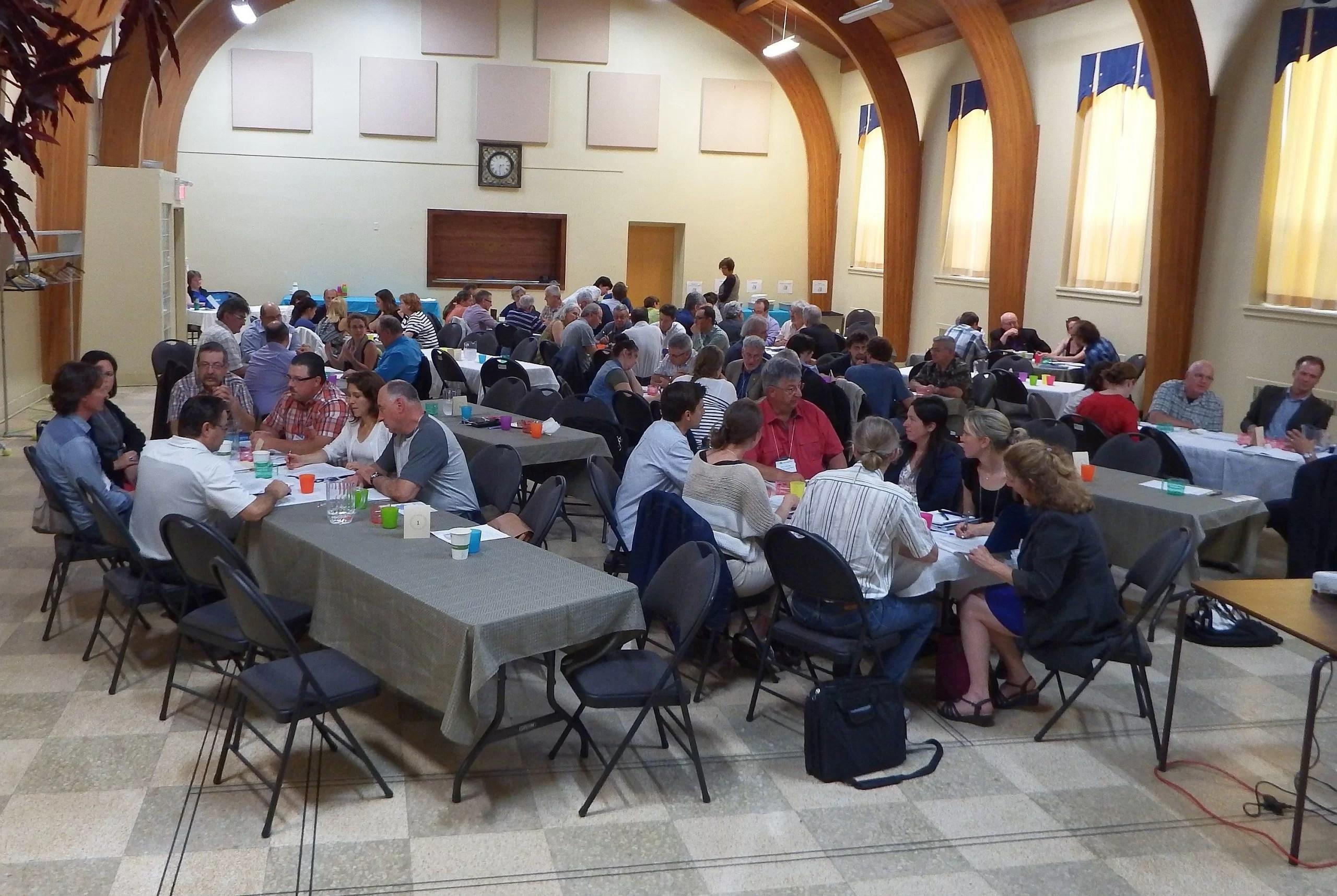 Actes du Forum TCRLSP 2015