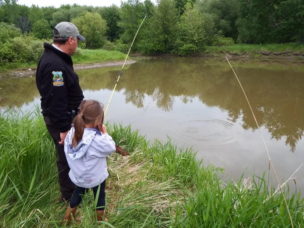 Pêche en herbe 2016 – activité gratuite d'initiation à la pêche