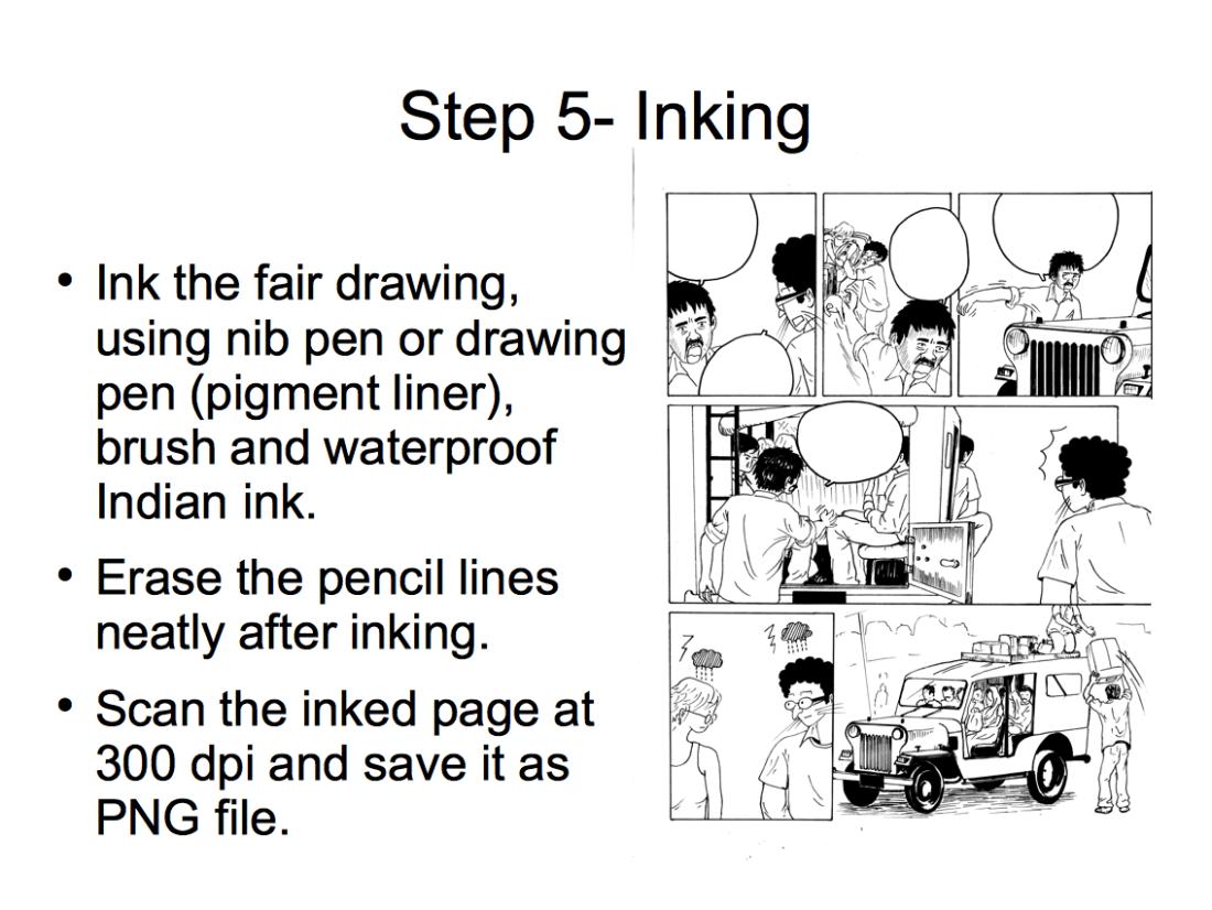 How to draw comics-05