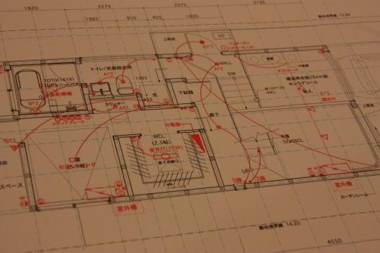 実施設計2 -電気図1-