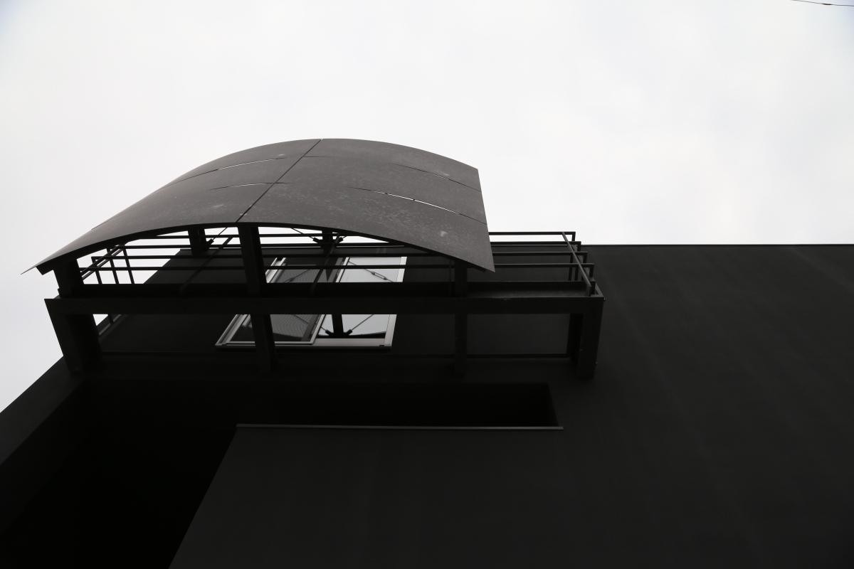 ザウスの完成見学会29 -東大阪のガレージハウス 1/6-