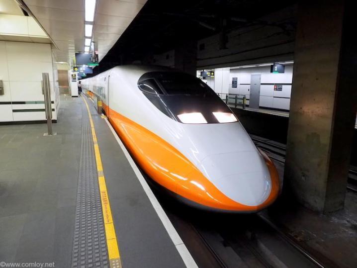 台湾新幹線