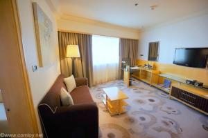 The Westin Grande Sukhumvit suite