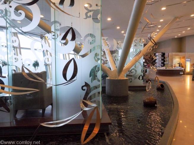 マレーシア航空 本館 ラウンジ