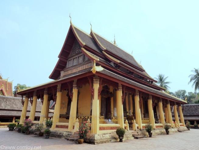 シーサケット寺院(Wat Sisaket)外観