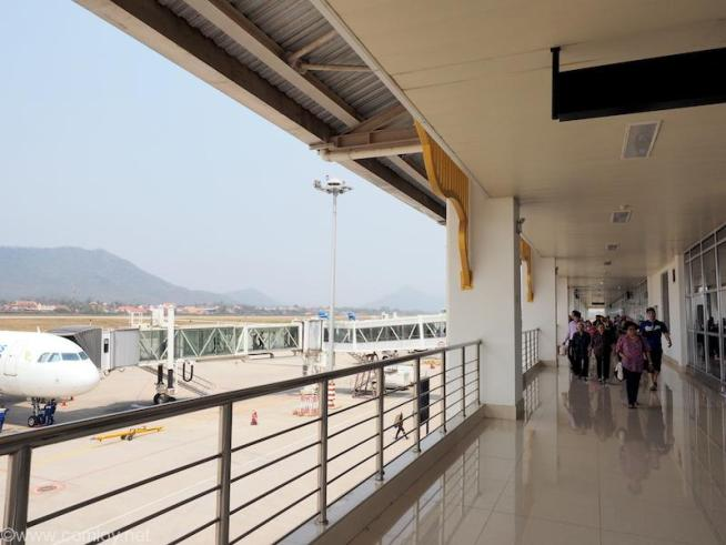 ルアンパバーン国際空港(Luang Prabang International Airport)