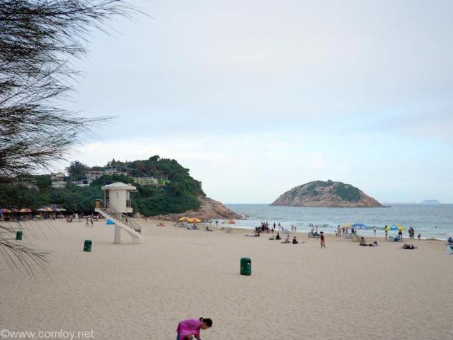 石澳(Shek O Beach)