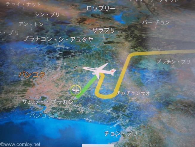 JAL SKY SUITE Ⅲ座席