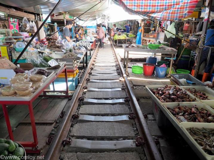 メークロン線路上市場