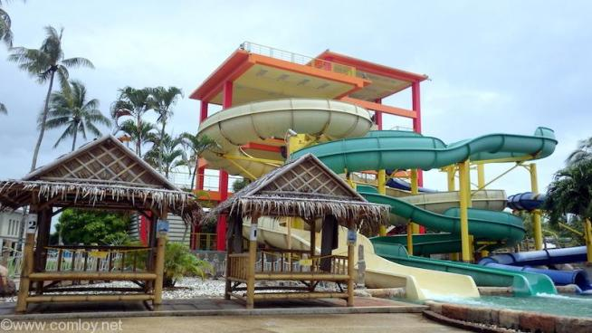 CENTARA GRAND WEST SANDS RESORT & VILLAS PHUKET SPLASH JUNGLE