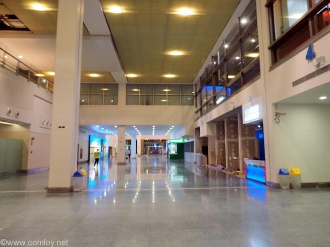 プーケット国際空港 新ターミナル