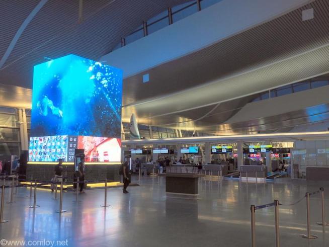 プーケット空港 新国際線ターミナル