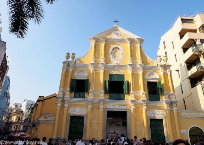 聖ドミニコ教会 Saint Dominic's Church 玫瑰聖母堂