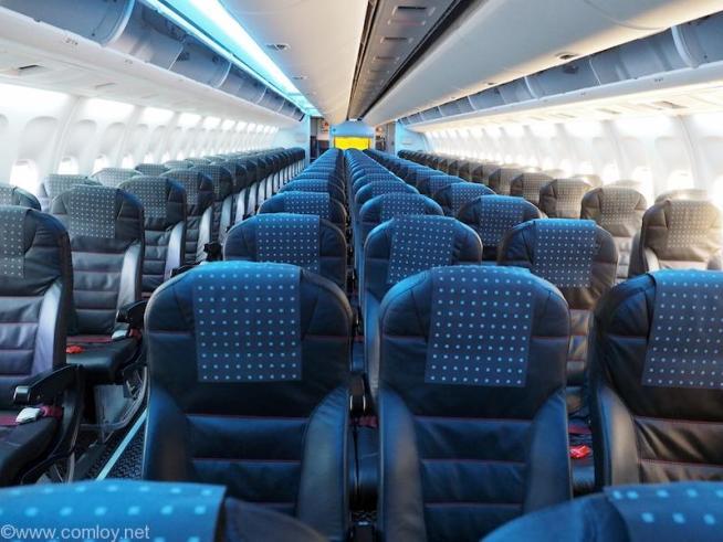 日本航空 JAL900 沖縄 - 羽田 エコノミークラス