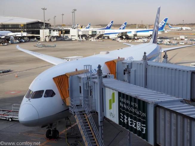 JA839A Boeing787-9 34529/310 2015/6