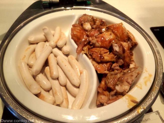 THE WESTIN BANGKOK朝食