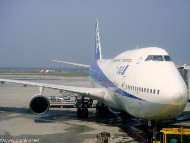 JA8961 Boeing747-481(D) 25644/975 1993/05〜2014/04