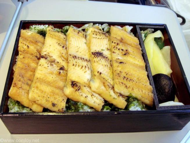 寿司岩のアナゴ寿司