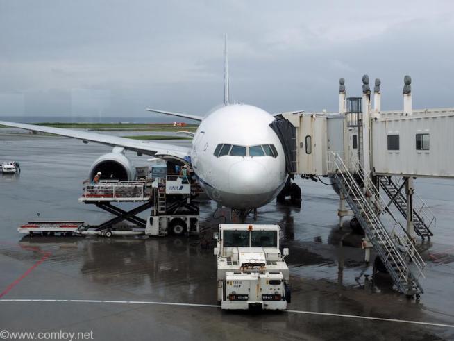 JA742A B777-200 Boeing777−281/ER 40901/1016 2012/05