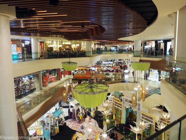 JB Sentral ショッピングセンター