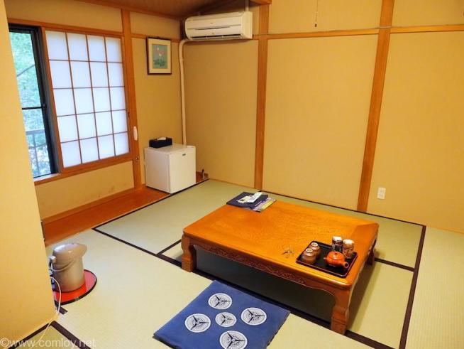 箱根温泉旅館「仙石高原箱根一の湯」