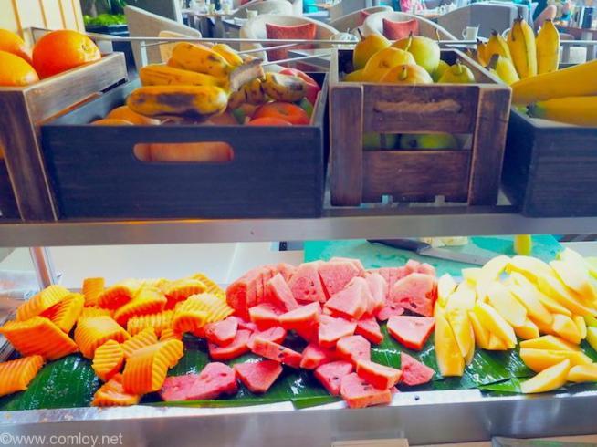The Westin Bangkok 朝食