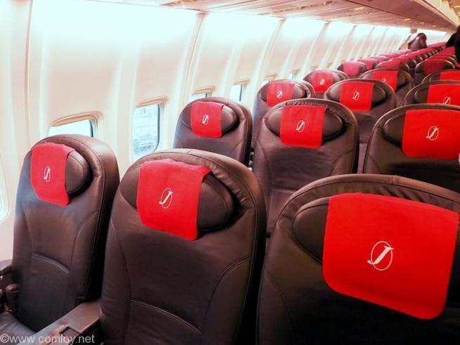 日本航空 JAL324 クラスJ