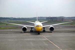 スクート(SCOOT) TR869 成田 - バンコク 9V-OFA B787-8 Boeing787-8 Dreamliner 37117/314 2015/07