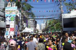Songkran 2018 SIAM