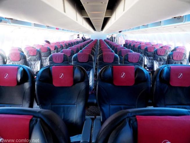 日本航空JAL907 羽田 - 沖縄 Class J