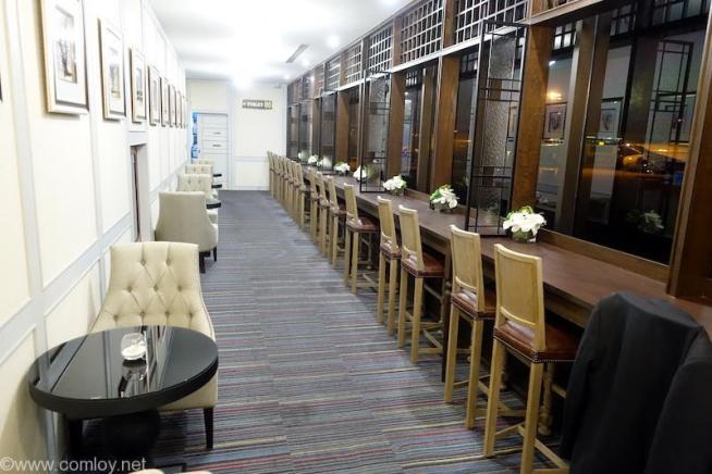 ドンムアン空港(Bangkok Don Mueang Intl) The Coral Executive Lounge 2F -2