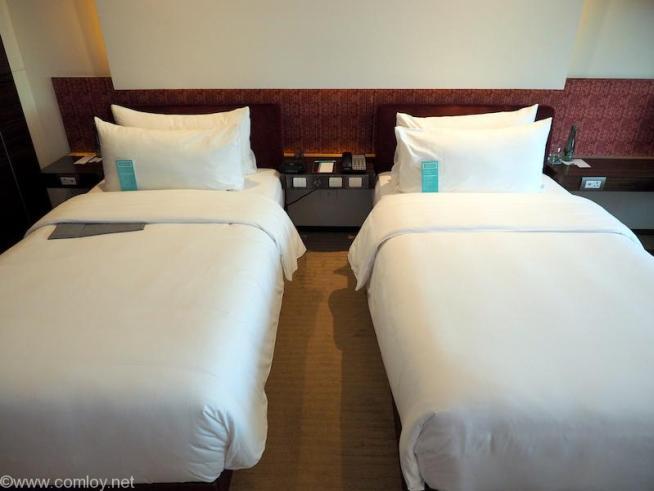 Le Meridian Bangkok(ル・メリディアン バンコク)お部屋2