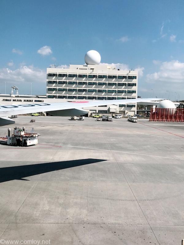 日本航空 JAL908 那覇 - 羽田