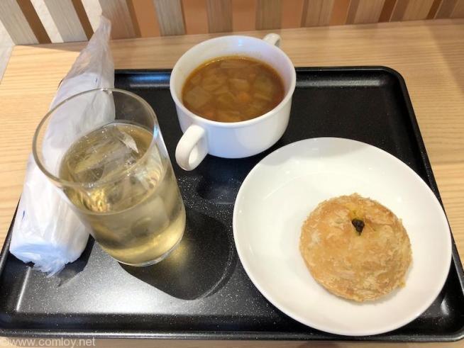 今日の軽食