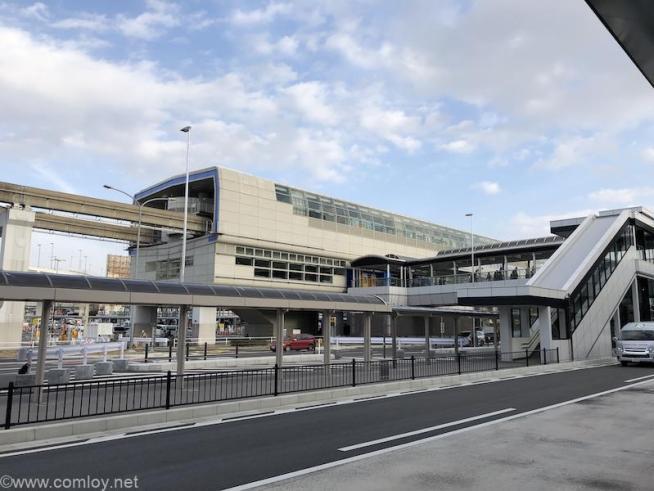 大阪伊丹空港 モノレール駅