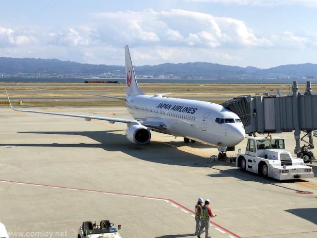 JA338J B737-800 Boeing737-846 40355/33609 2011/10〜