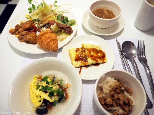 カインドネス ホテル カオション メイン ステーション (Kindness Hotel - Kaohsiung Main Station) 本日の朝食