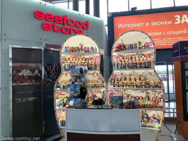 ウラジオストク空港