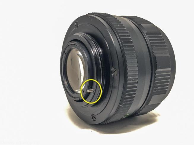 Helios-44M-4 58mm F2