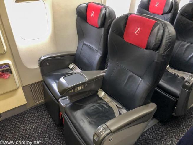 日本航空 JAL921 羽田 - 那覇 クラスJ