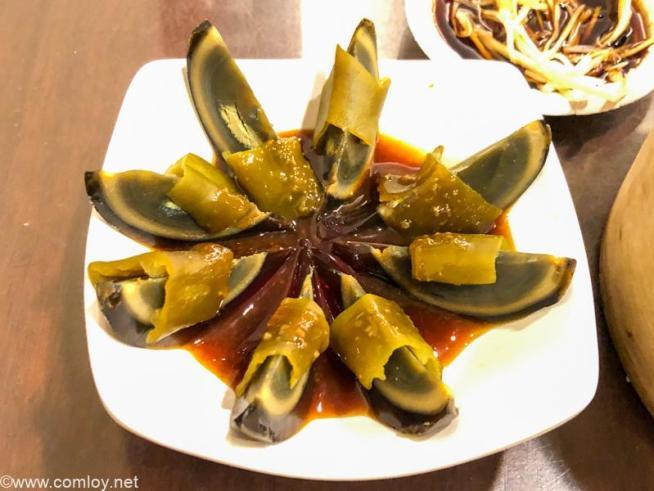 「杭州小籠包」ピータン