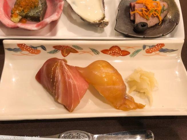 リードパークリゾート(LIDO PARK RESORT) 別皿 八丈名物島寿司