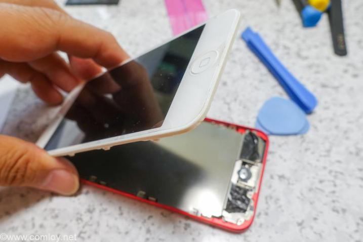 ipod Touch 第6世代開腹作業終了