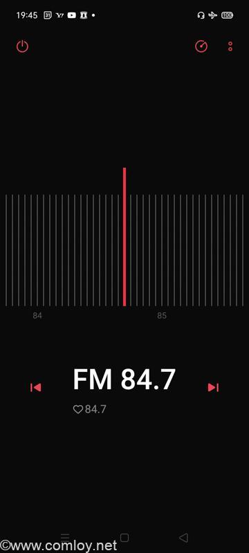 FM ラジオ