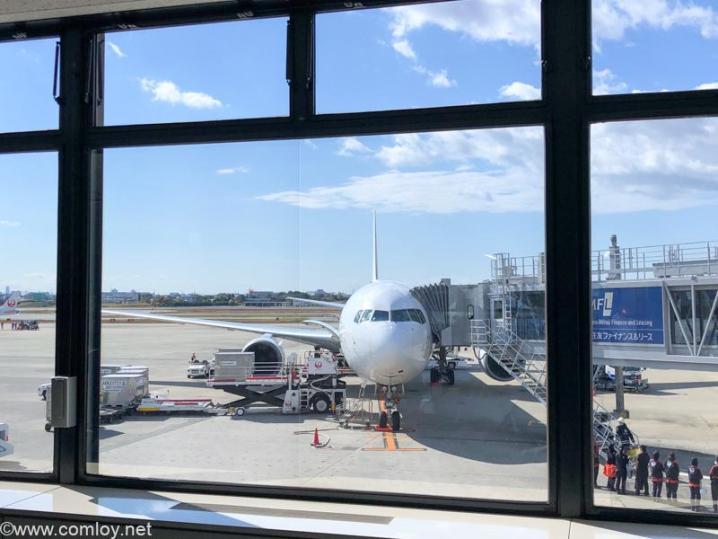日本航空 JAL111 羽田 - 伊丹