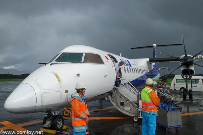 JA854A DHC-8-400 Bombardier DHC-8-402Q Dash 8 4151 2010/01〜