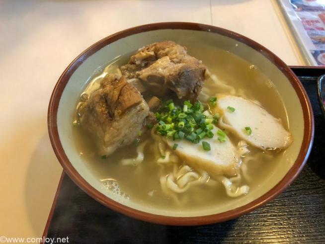 沖縄料理 みかど ソーキそば