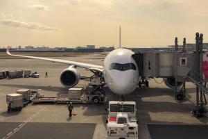 JA06XJ A350-900 Airbus A350-941 405 2020/05〜